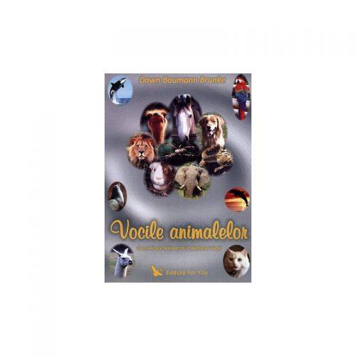 Vocile animalelor: comunicare telepatica in Reteaua vietii (ed. tiparita)