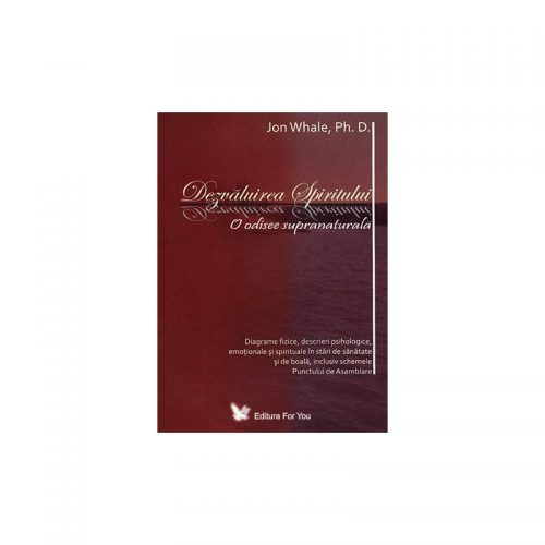Dezvaluirea spiritului: o odisee supranaturala (ed. tiparita)