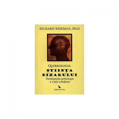 Quirkologia, stiinta bizarului (ed. tiparita)