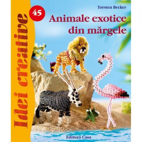 Animale exotice din margele, vol. 45 (ed. tiparita)