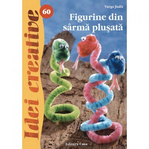 Figurine din sarma plusata, vol. 60 (ed. tiparita)