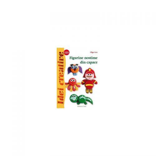 Figurine nostime din capace, vol. 121 (ed. tiparita)