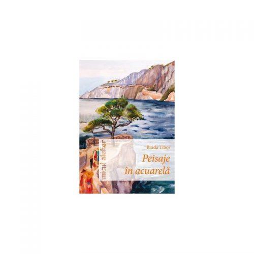 Peisaje in acuarela (ed. tiparita)