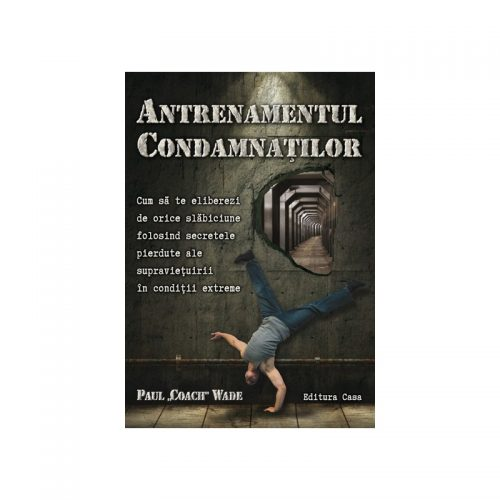 Antrenamentul condamnatilor (ed. tiparita)