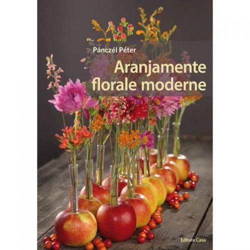 Aranjamente florale moderne (ed. tiparita)