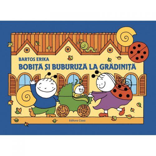 Bobita si Buburuza la gradinita (ed. tiparita)