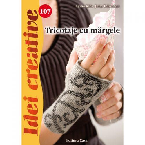 Tricotaje cu margele, vol. 107 (ed. tiparita)
