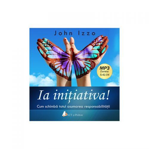 Ia initiativa! (audiobook)