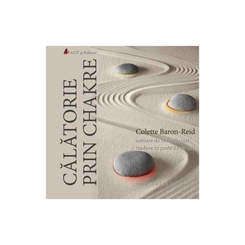 Calatorie prin chakre (audiobook)
