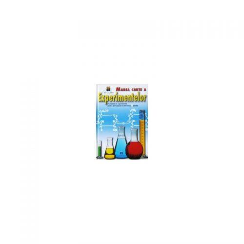 Marea Carte a Experimentelor (ed. tiparita)