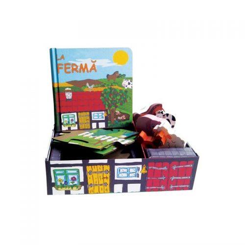 La Ferma (copii 4+ ani) (ed. tiparita)