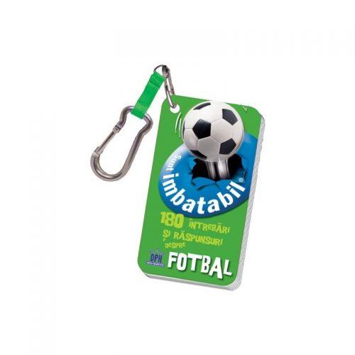 Sunt Imbatabil: 180 de intrebari si raspunsuri despre fotbal (ed. tiparita)