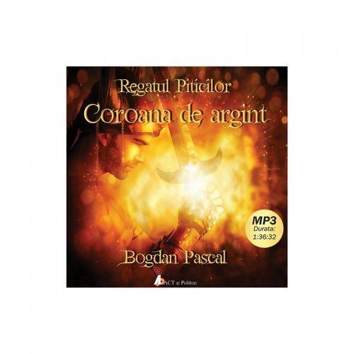 Regatul piticilor - Coroana de Argint (audiobook)