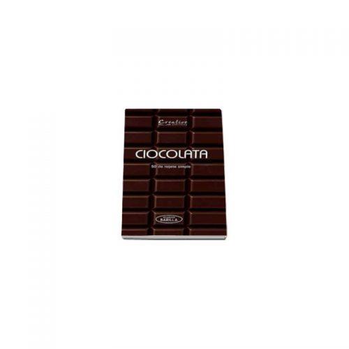Ciocolata: 50 de retete simple (ed. tiparita, carte obiect)
