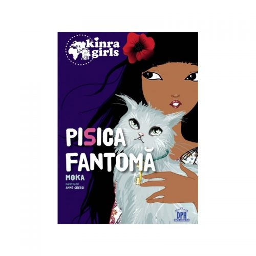 Kinra girls - Pisica fantoma Vol. 2 (ed. tiparita)