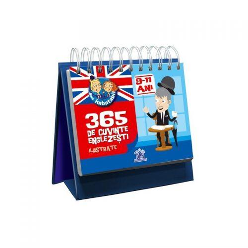 365 de cuvinte englezesti ilustrate (copii 9-11 ani) (ed. tiparita)