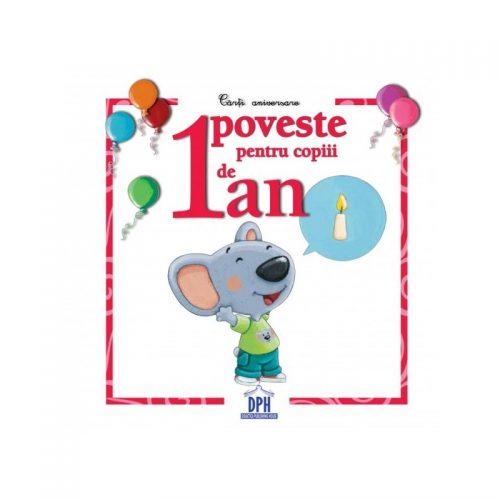 1 poveste pentru copiii de 1 an (ed. tiparita)