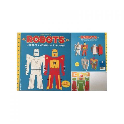 Robots (copii 4+ ani) (ed. tiparita)