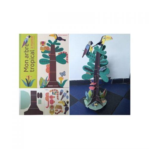 Arborele meu tropical (copii 4+ ani) (ed. tiparita)