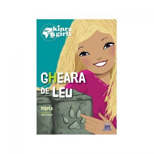Kinra girls - Gheara de leu Vol. III (ed. tiparita)