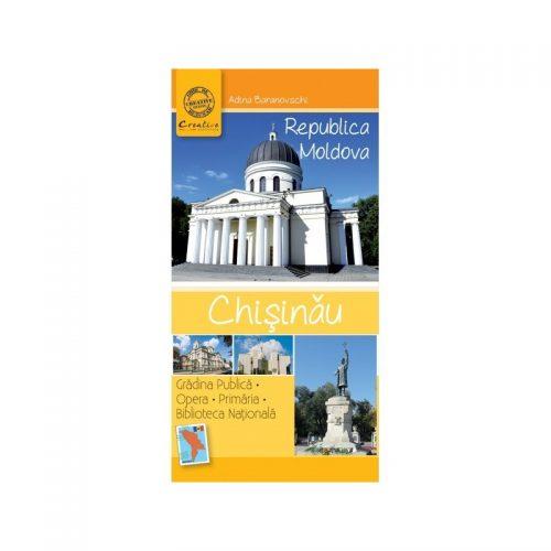 Ghid de calatorie Chisinau (ed. tiparita)