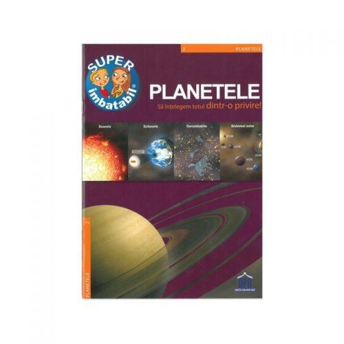 Planetele: sa intelegem totul dintr-o privire! (ed. tiparita)