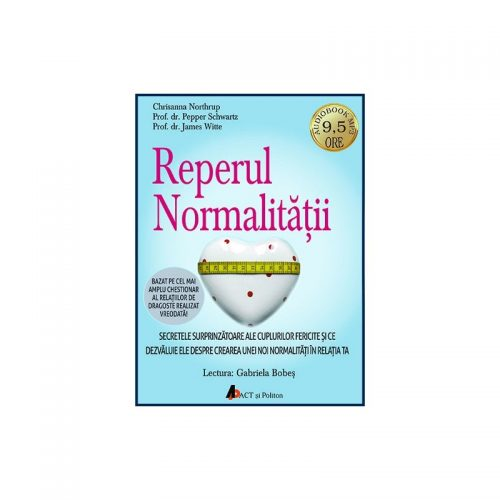 Reperul normalitatii (audiobook)