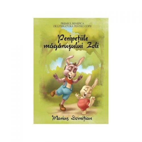 Peripetiile magarusului Zoli - A4 (ed. tiparita)