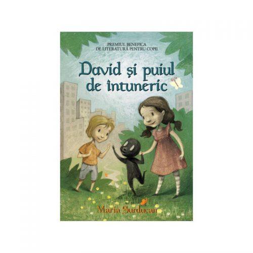 David si puiul de intuneric - A4 (ed. tiparita)