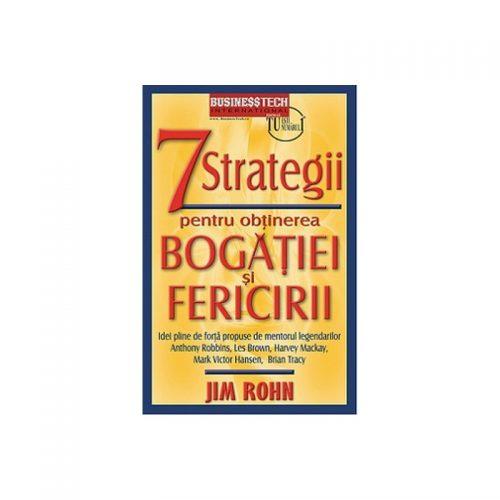 7 strategii pentru obtinerea bogatiei si fericirii (ed. tiparita)