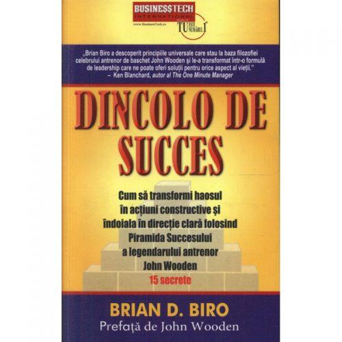 Dincolo de succes (ed. tiparita)