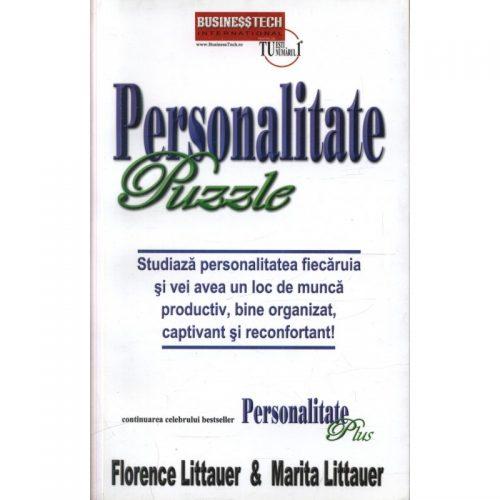 Personalitate Puzzle (ed. tiparita)