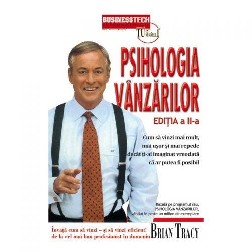 Psihologia vanzarilor - Editia a II-a