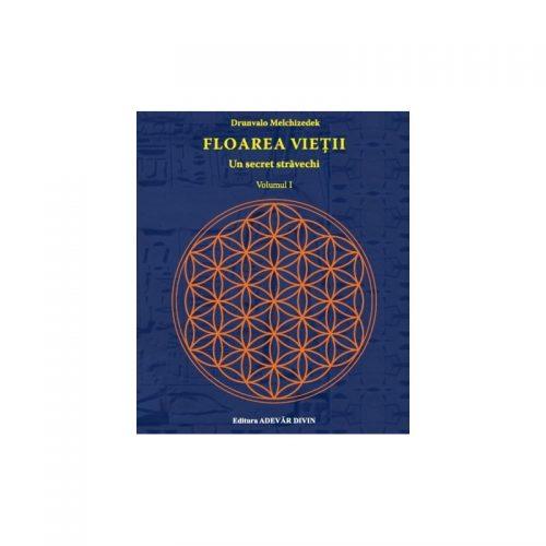 Floarea vietii, volumul I - Un secret stravechi (ed. tiparita)