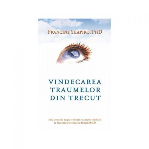 Vindecarea traumelor din trecut: Preia controlul asupra vietii tale cu ajutorul tehnicilor de 52 din terapia EMDR (ed. tiparita)