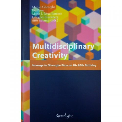 Multidisciplinary creativity (ed. tiparita)