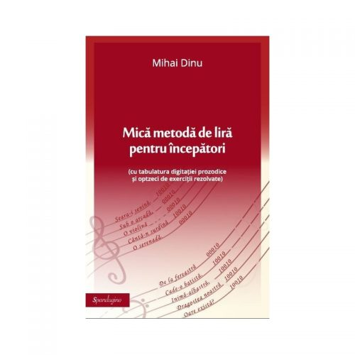 Mica metoda de lira pt incepatori (ed. tiparita)