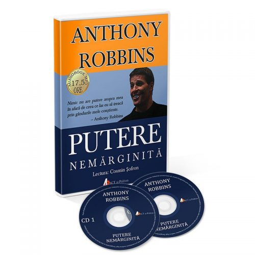 Putere nemarginita (audiobook, CD mp3)