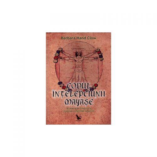 Codul intelepciunii mayase: accelerarea timpului si trezirea constiintei omenirii (ed. tiparita)