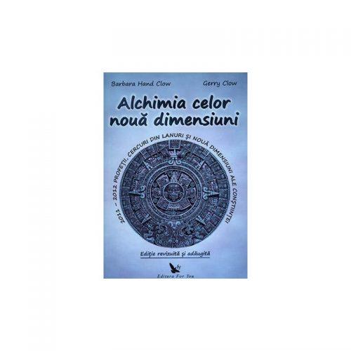 Alchimia celor noua dimensiuni (ed. tiparita)