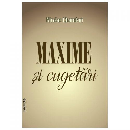 Maxime si cugetari (ed. tiparita)