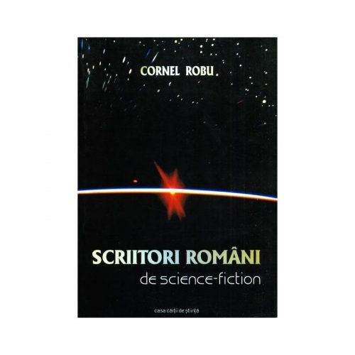 Scriitori romani de scince-fiction (ed. tiparita)