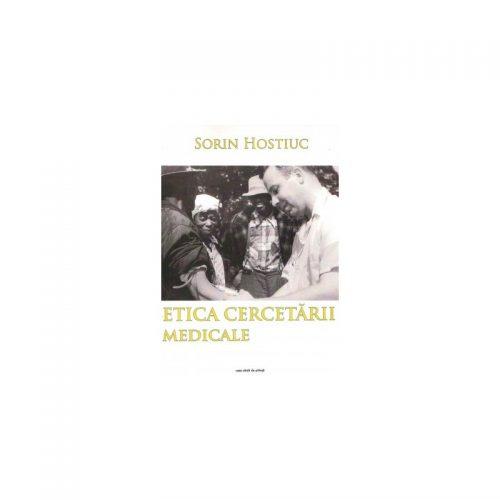 Etica cercetarii medicale (ed. tiparita)