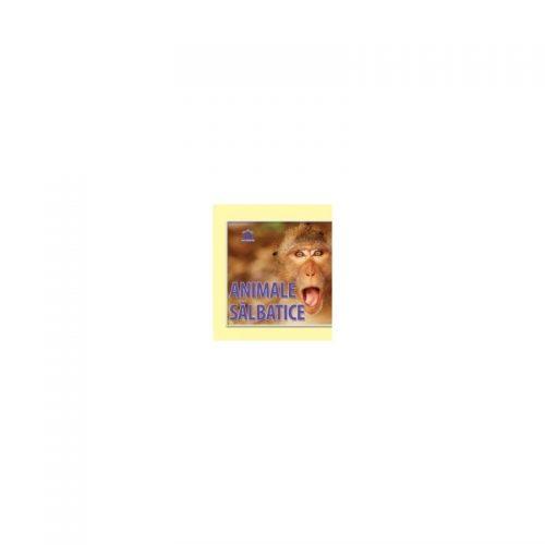 Animale salbatice: 14 imagini cu animale salbatice (carte evantai)