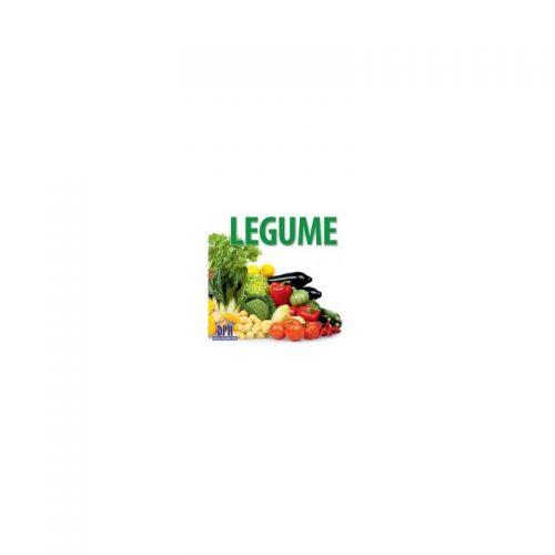 Legume: 14 imagini cu legume (carte evantai)