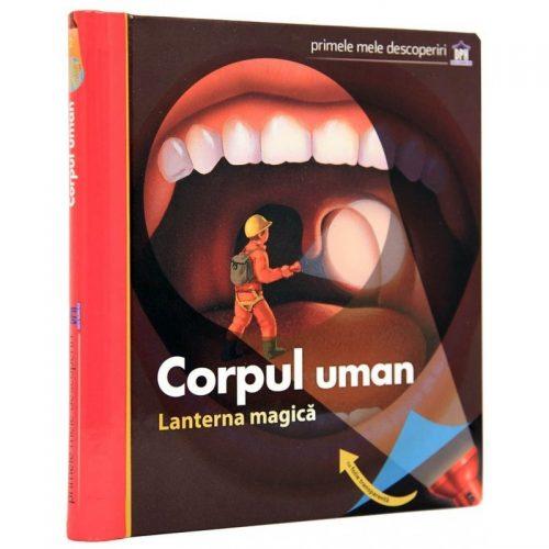 Corpul uman: Lanterna magica (carte joc)