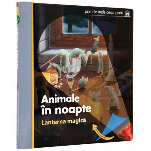 Animale in noapte (ed. tiparita)