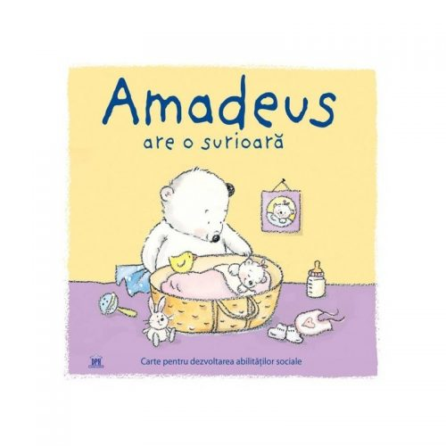 Amadeus are o surioara (ed. tiparita)