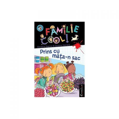 Ofamilie cool: Prins cu mata-n sac, vol. 4 (ed. tiparita)