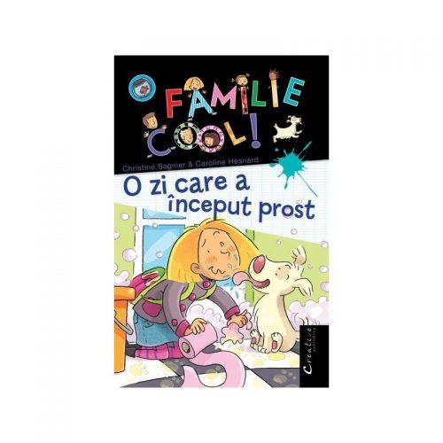 O familie cool: O zi care a inceput prost, vol. 2 (ed. tiparita)